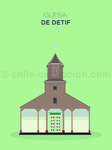 Eglise de Detif