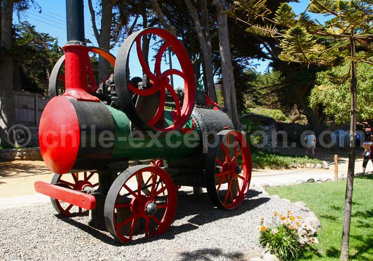 Locomotive, Isla Negra