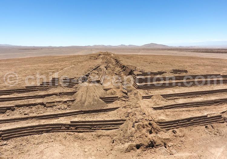 Vestiges, Atacama - Crédit Bernard Courtois