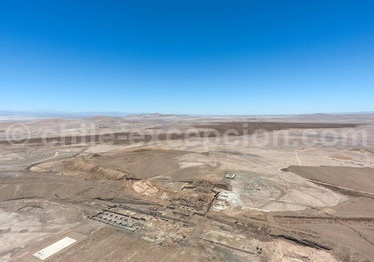 Altiplano chilien - Crédit Bernard Courtois