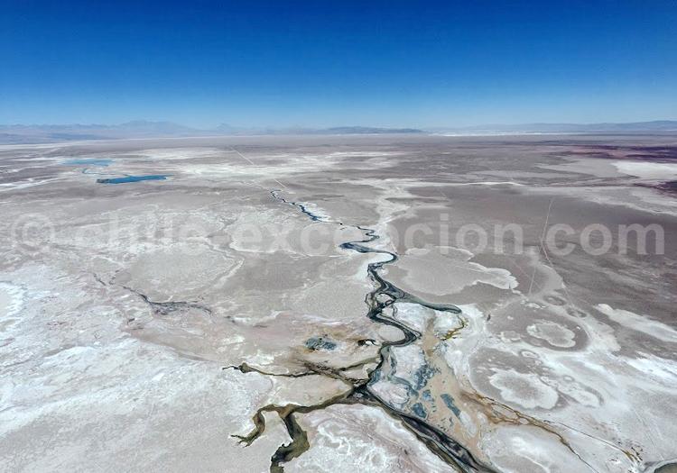 Région d'Atacama - Crédit Bernard Courtois