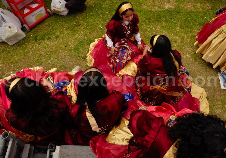 Carnaval, Nord du Chili