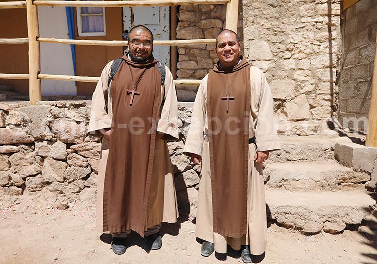 Moines, la religion au Chili