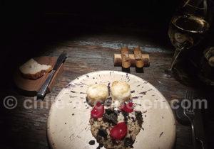 Merluza Austral (colin) 99 Restaurant