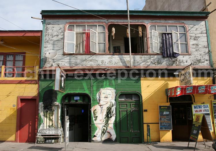 Maison à Arica, Nord du Chili