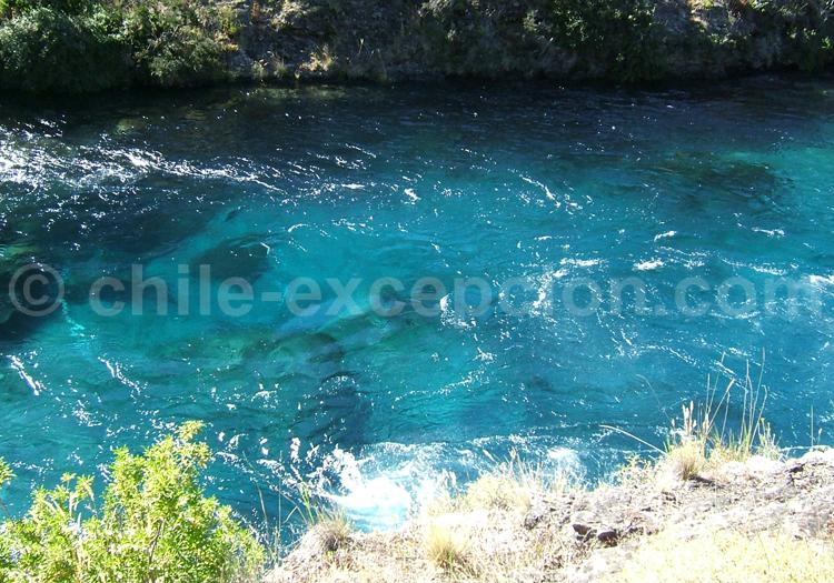 Rivière Patagonie chilienne