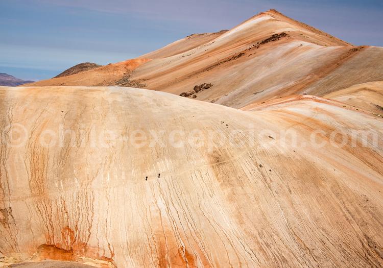 Cerros Milagros, Chili
