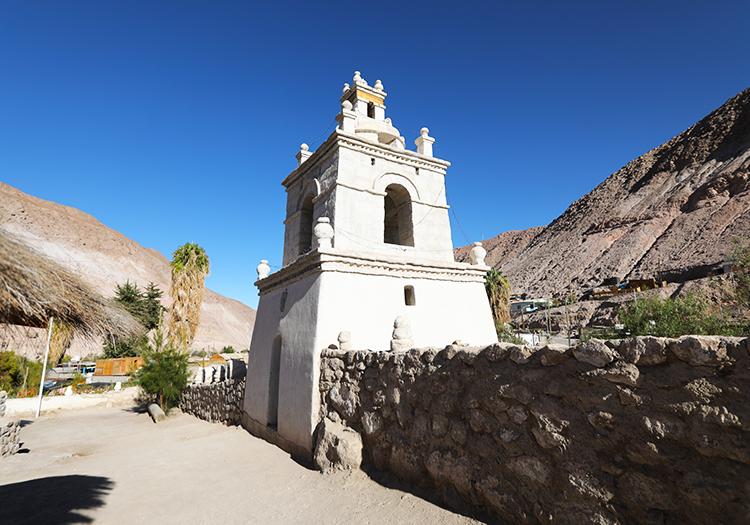 Chapelles de l'Altiplano