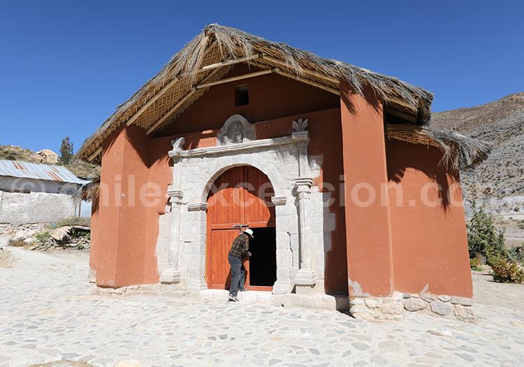 Oratoire de Belén, région d'Arica et Parinacota
