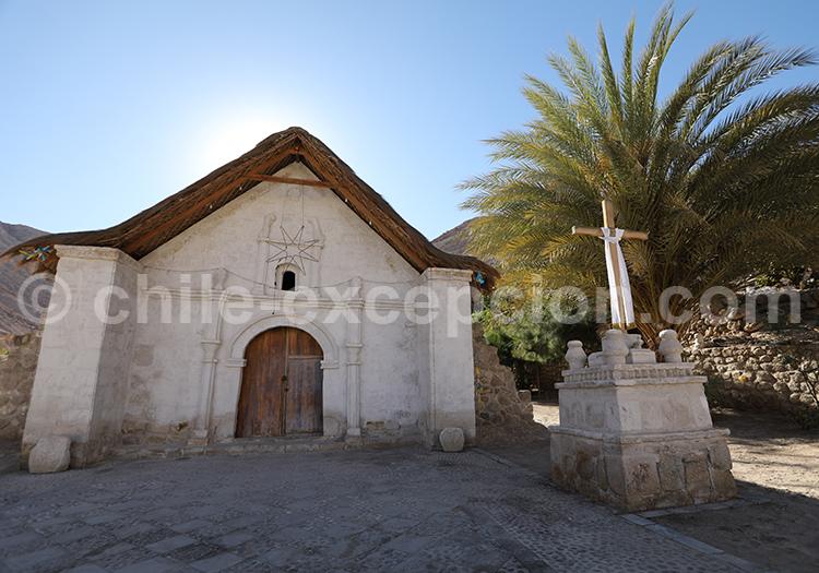 Église du 17eme siècle de Guañacagua, Arica et Parinacota