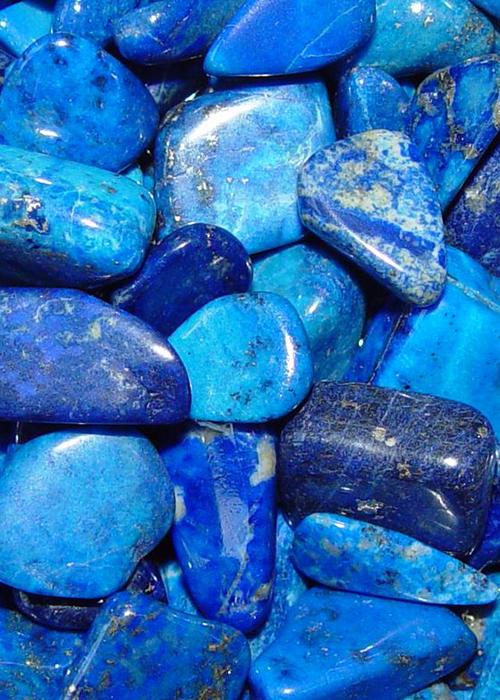 Lapis lazuli du Chili