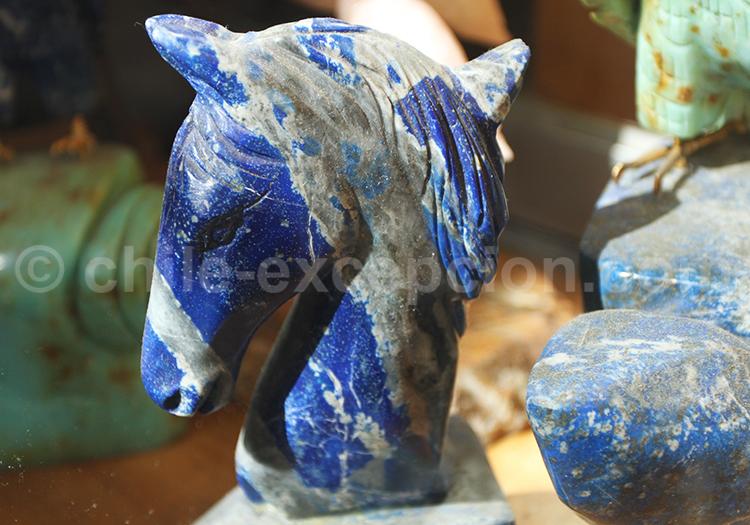 Sculpture Lapis Lazuli
