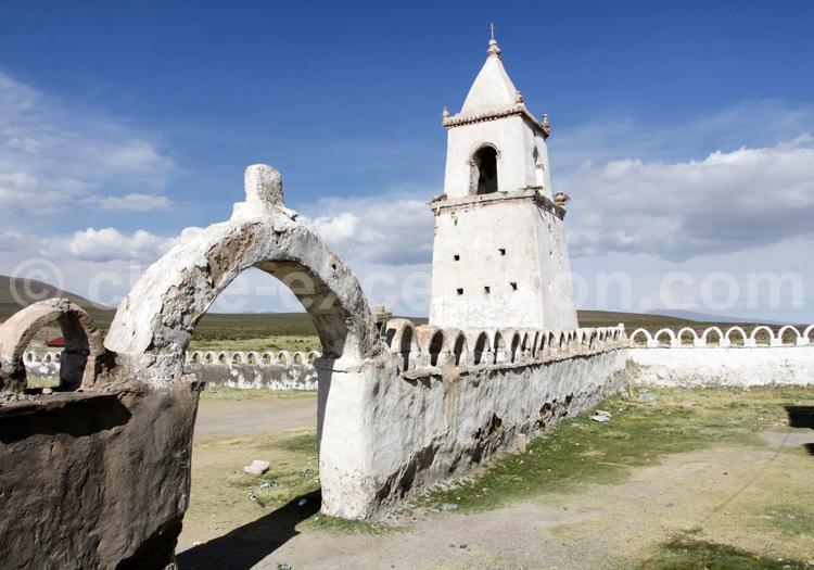 Sanctuaire d'Isluga, Colchane, Nord du Chili