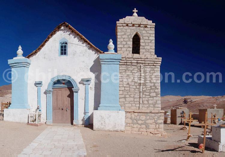 Chapelle de Conchi, lieu de pèlerinage