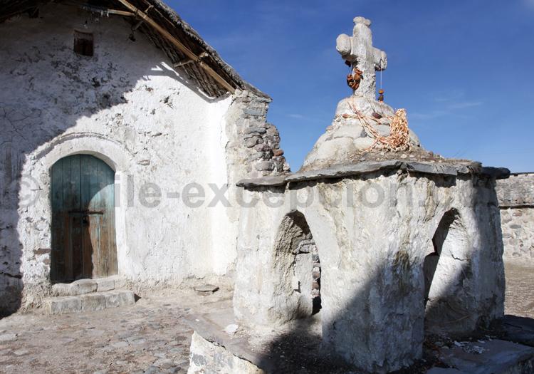 Chapelle de l'Altiplano
