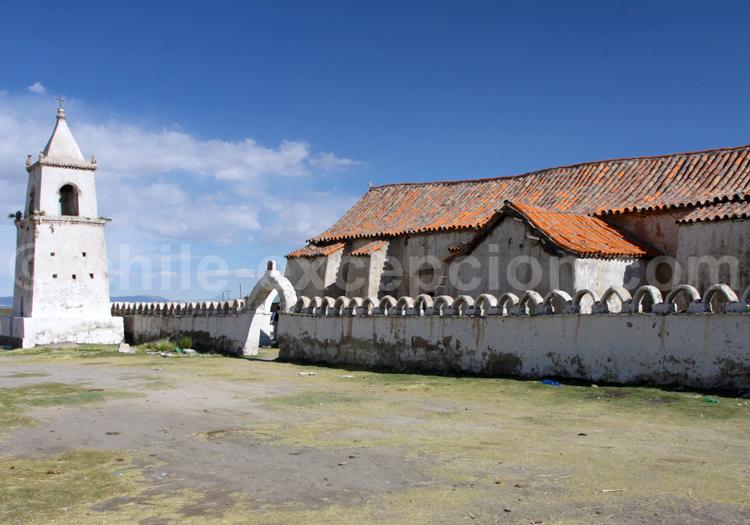Sanctuaire d'Isluga,Colchane