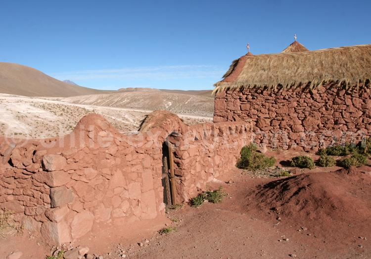 Église de Machuca, Haut Plateau chilien