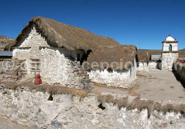 Église de Parinacota, monument national du Chili