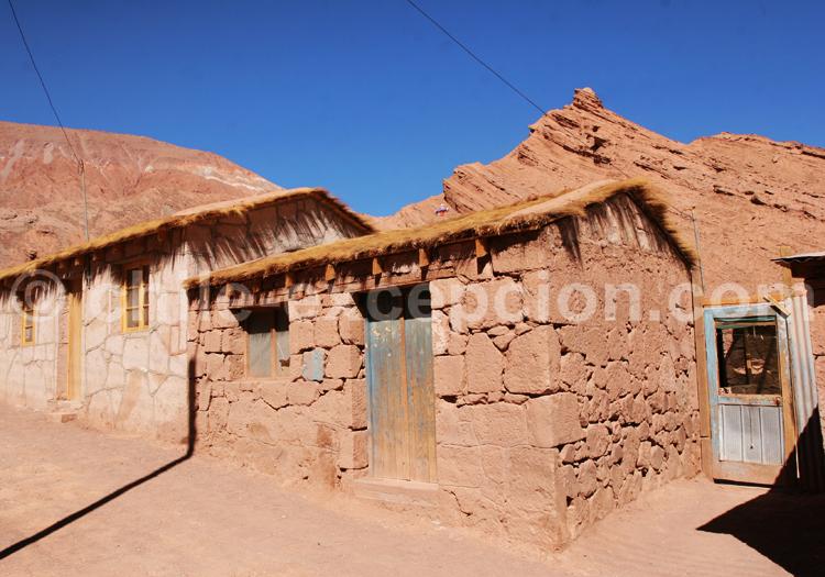 Village de Río Grande, Nord du Chili