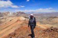 Treking dans le Nord du Chili