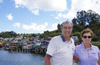 Carole et Philippe, Chiloé