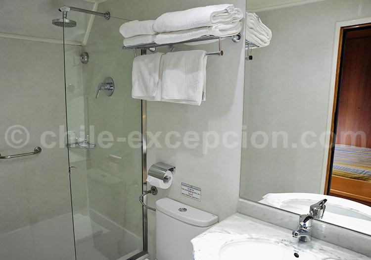 Salle de bain, Skorpio II