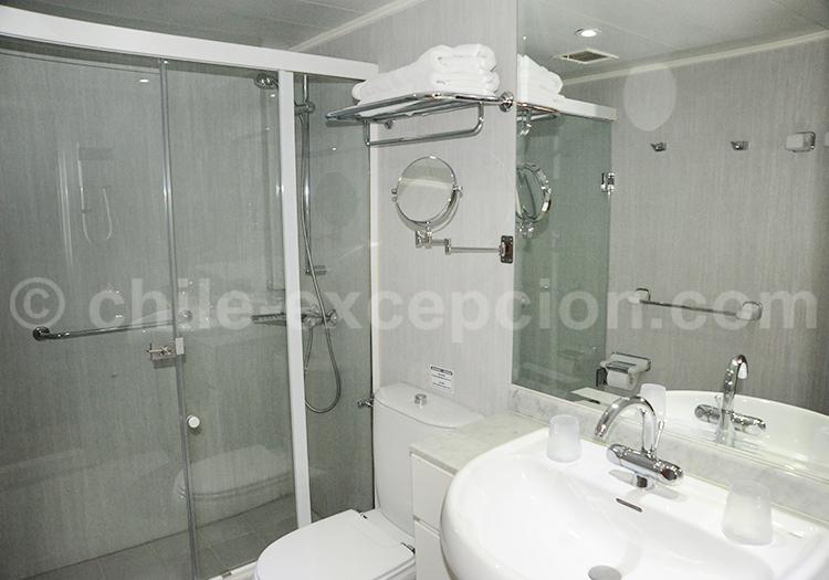 Salle de bain, Skorpio III