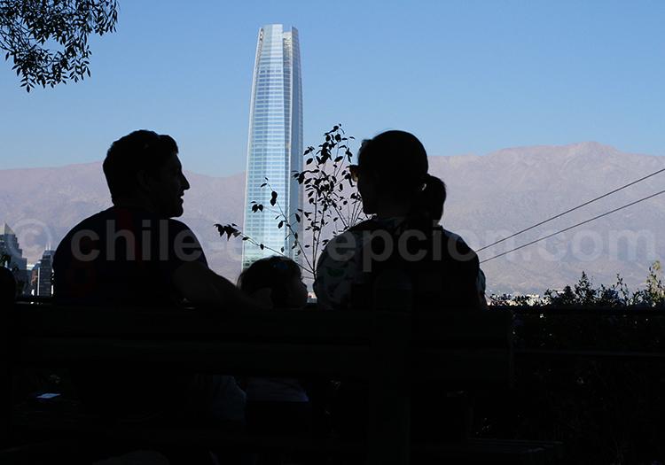Sky Costanera, Parque Metropolitano, Santiago de Chile