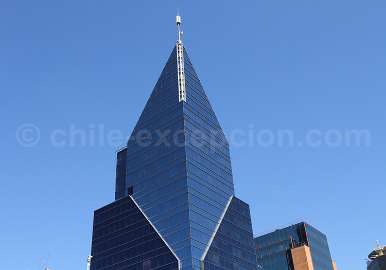 Torre de la Industria, Las Condes