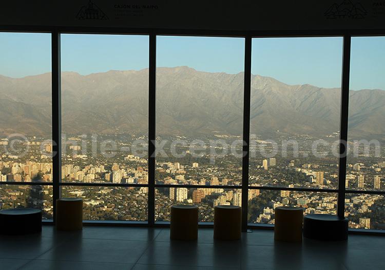 Visite et activité à faire à Santiago de Chile