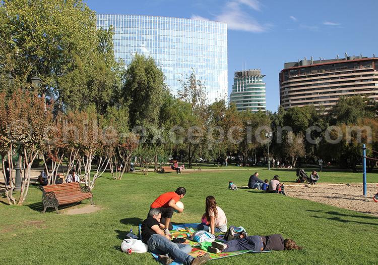 Séjour de luxe à Santiago du Chili