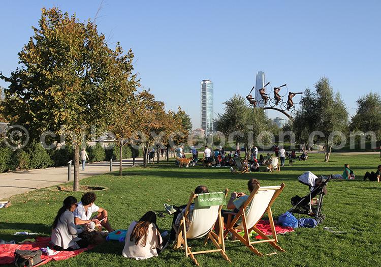 Que faire à Vitacura, Santiago de Chile