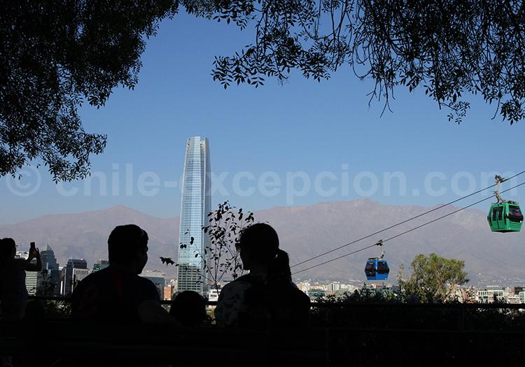 Parc Métropolitain, Santiago de Chile