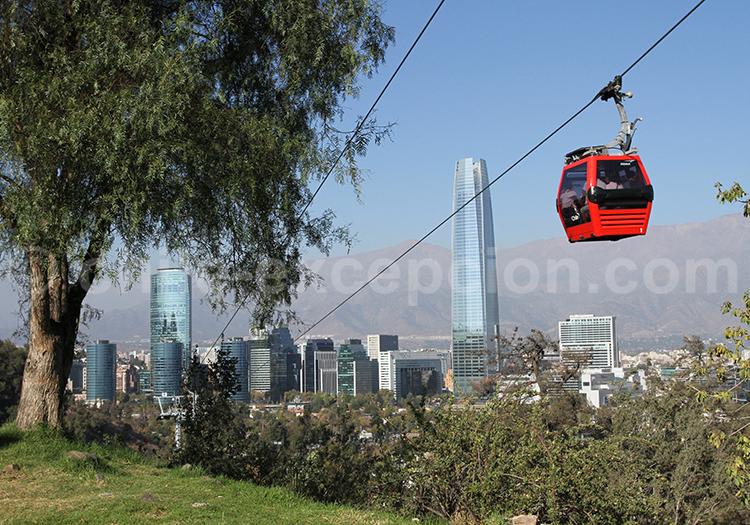 Visite guidée du Parque Metropolitano, Santiago de ChileParque Metropolitano, Santiago de Chile