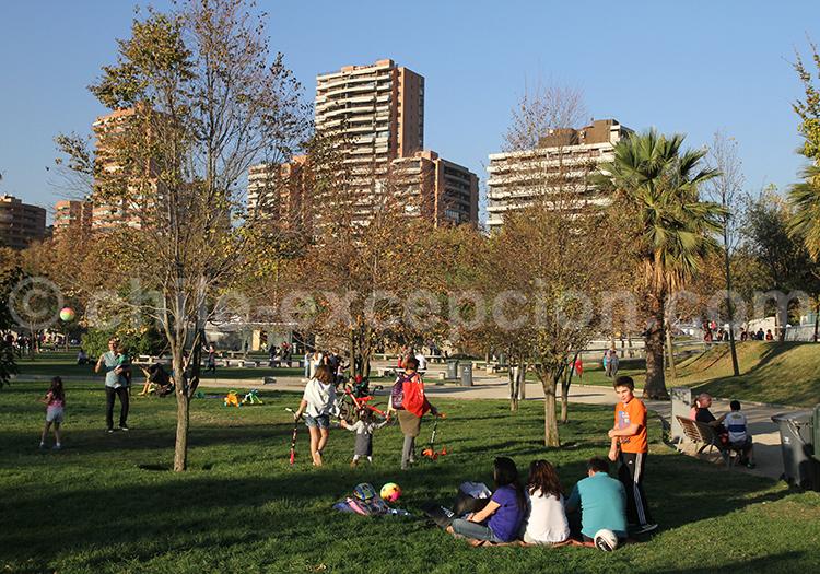 Événements sportifs à Vitacura, Santiago