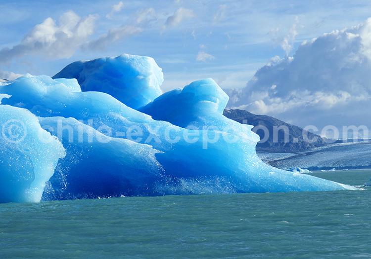Lago Argentino et glacier Upslala