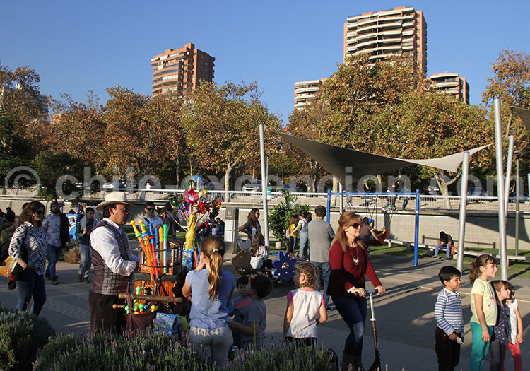 Événements culturels à Vitacura, Santiago