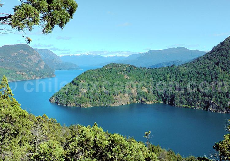 Lac Lacar, mirador Arrayanes