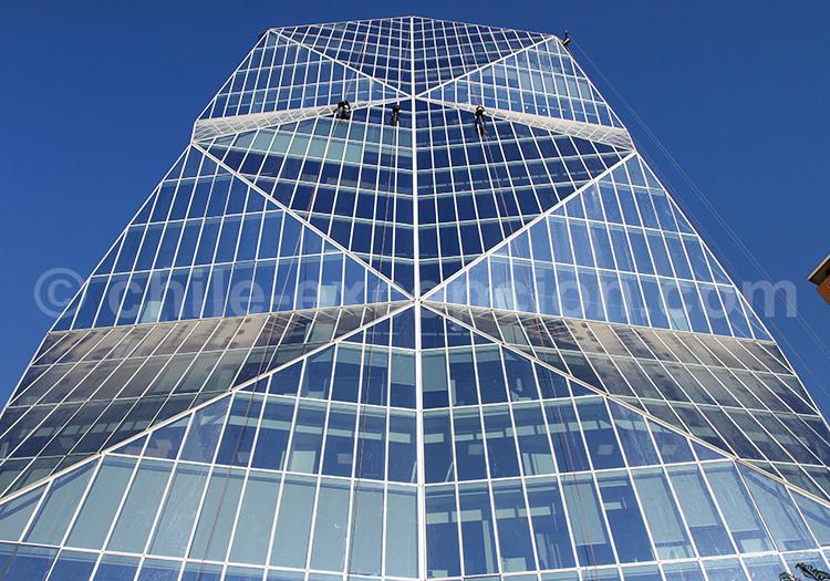 Architecture à Santiago de Chile