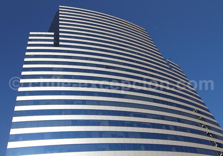 Edificio Millenium Santiago