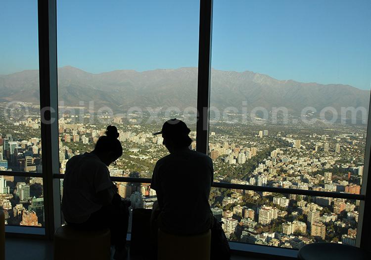 Gran Torre de Santiago de Chile