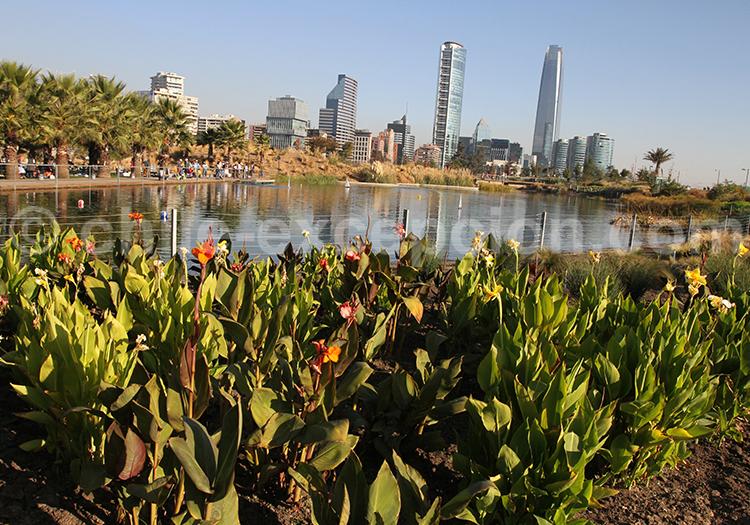 Parcs de Vitacura, Santiago de Chile