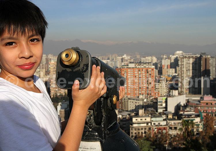 Portrait, Santiago de Chile