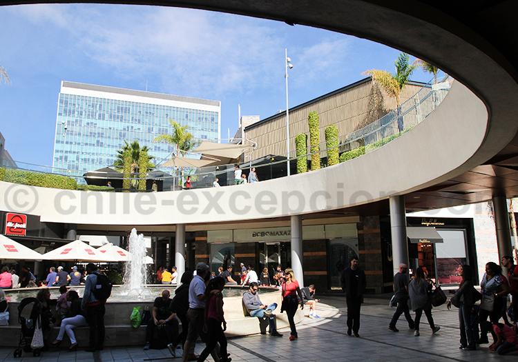 Centre commercial Arauco, Santiago du Chili