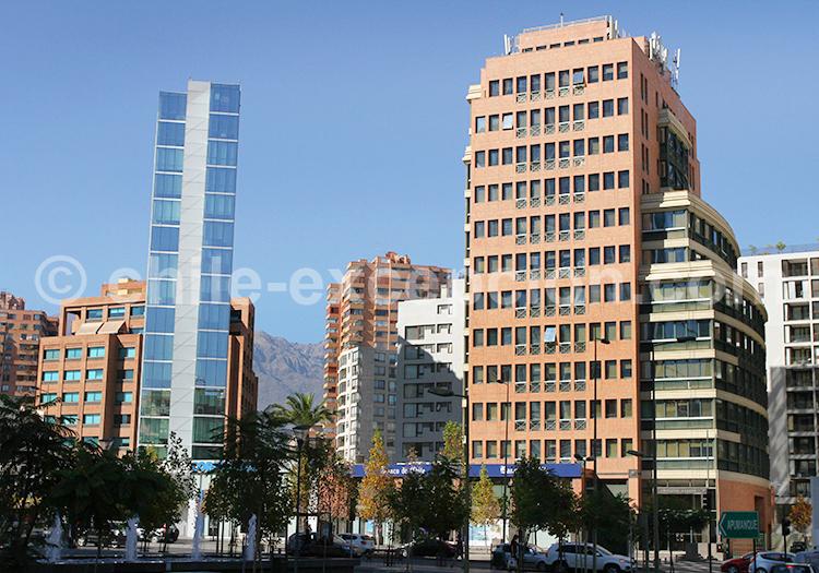 Agence de voyage locale, à Santiago du Chili