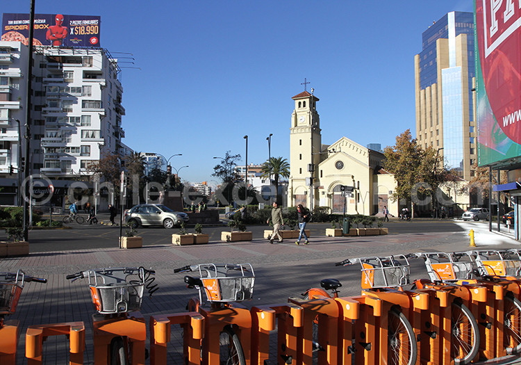Obispado Castrense, Providencia, Santiago de Chile