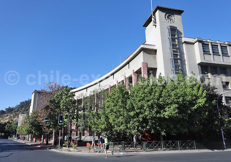 Université San Sebastian, Bellavista, Santiago de Chile