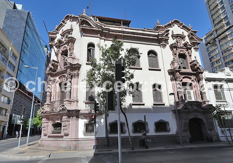 Centre historique, Santiago de Chile