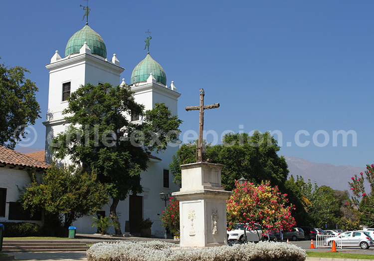 Iglesia de San Vicente de Ferrer de Los Dominicos, Chili