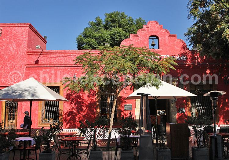 Où manger à Bellavista, Santiago de Chile